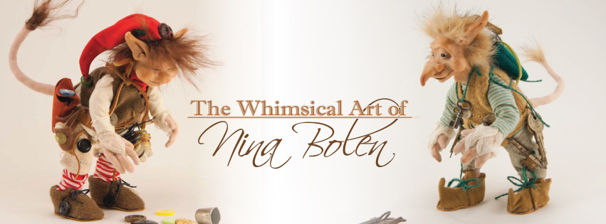 The Whimsical Art of Nina Bolen